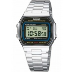 Casio A164WA-1VES Collection Pánske 35mm 3ATM