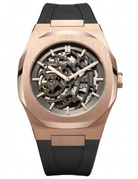 D1 Milano SKRJ03 Skeleton Automatic Men's 42mm 5 ATM