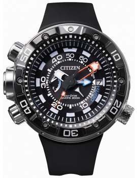 Citizen BN2024-05E Promaster Marine depth gauge 49mm 20 ATM