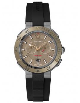 Versace VECN00319 Extreme Pro Men's 46mm 5ATM