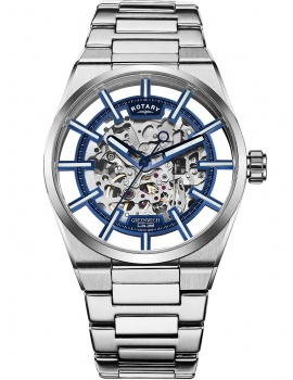Rotary GB05210/05 Greenwich automatic men`s 42mm 5ATM
