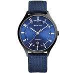 Bering 11739-827 Titanium Men's 39mm 5 ATM