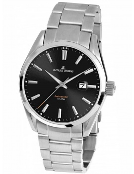 Jacques Lemans 1-1846D Derby Men's 43mm 10 ATM