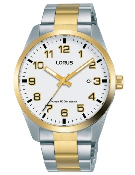 Lorus RH972JX9 Classic Men's 39mm 10 ATM