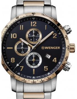Wenger 01.1543.116 Attitude chrono 44mm 10ATM