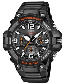 CASIO MCW-100H-1AVEF Collection 49mm 10 ATM
