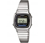 CASIO LA670WEA-1EF Collection Dámske 24mm 3ATM