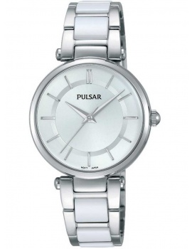 Pulsar PH8191X1 Ladies Keramika Watch 30mm 3 ATM